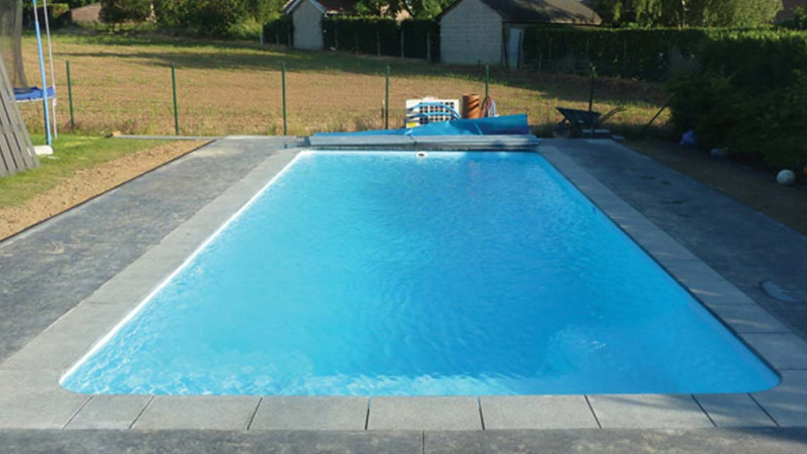 Prix d'une piscine creusée coque